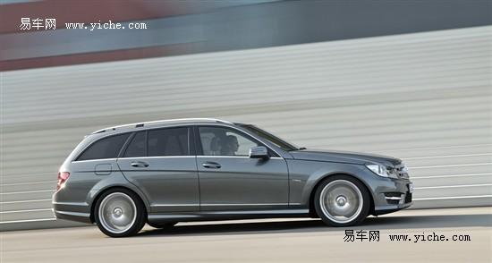 奔驰新一代C级旅行轿车北京车展亮相
