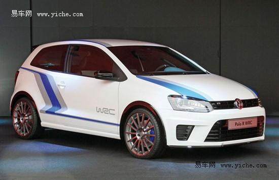 大众POLO R WRC街车亮相 搭2.0TSI发动机