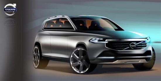 沃尔沃新车计划曝光 将推出XC40/XC30