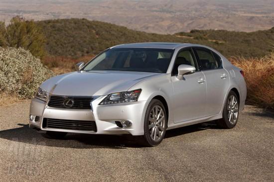 雷克萨斯混合动力车型GS300h明年上市