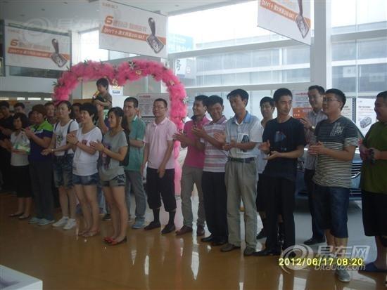 潍坊宝杰远景自驾游活动圆满举行