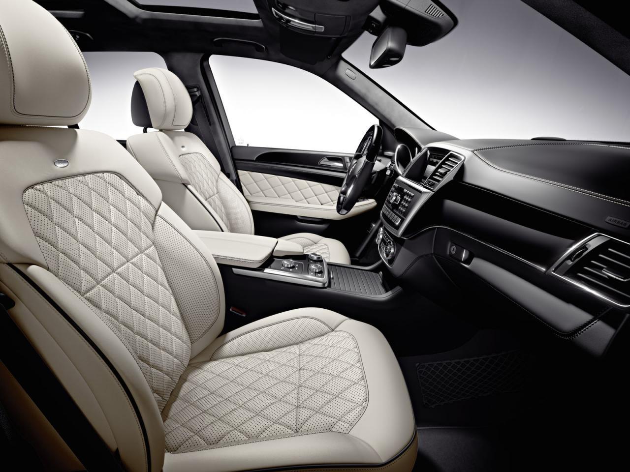 奔驰将推出新款ML 500车型 预计秋季上市