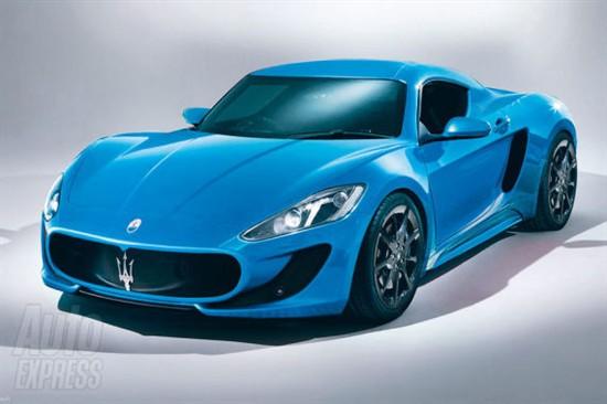 玛莎拉蒂GranSport将搭V6发动机 剑指911