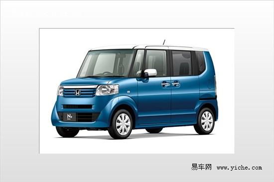本田N box+车型日本亮相 家用的首选