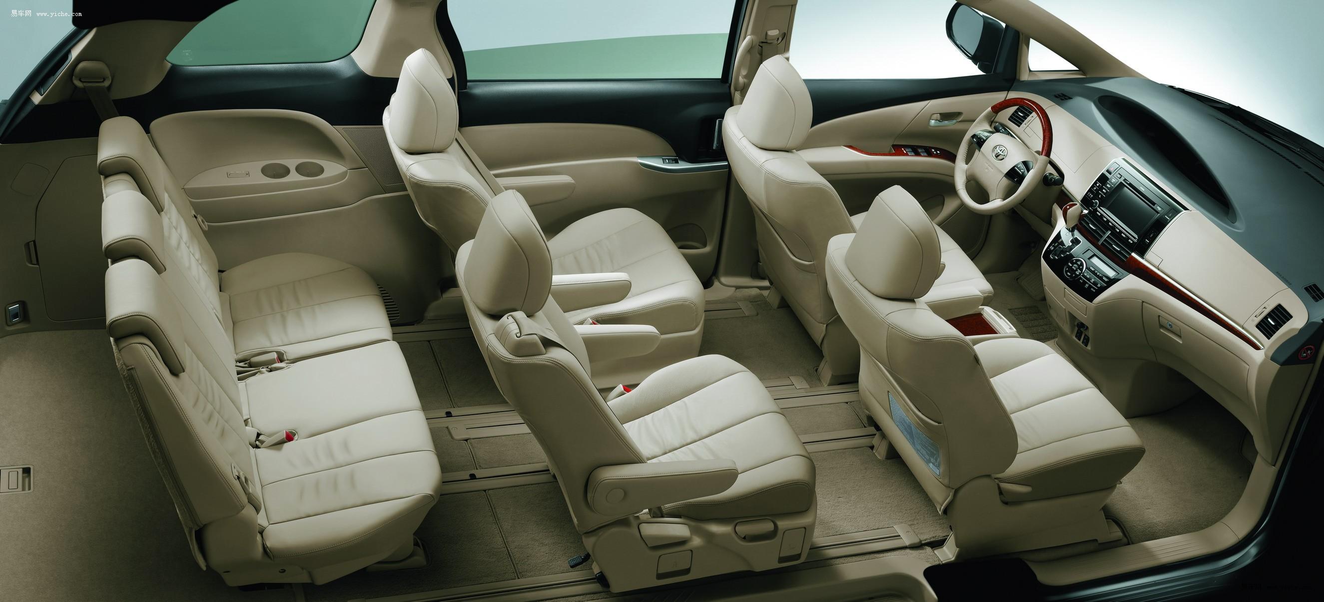 新款丰田普瑞维亚上市 售46.98万至61万元高清图片