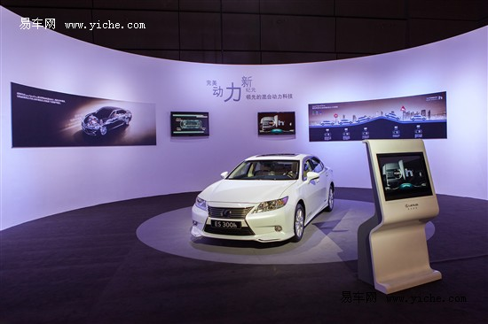 雷克萨斯全新一代豪华轿车ES250/350/300h