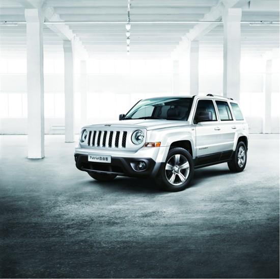 jeep侧面手绘图