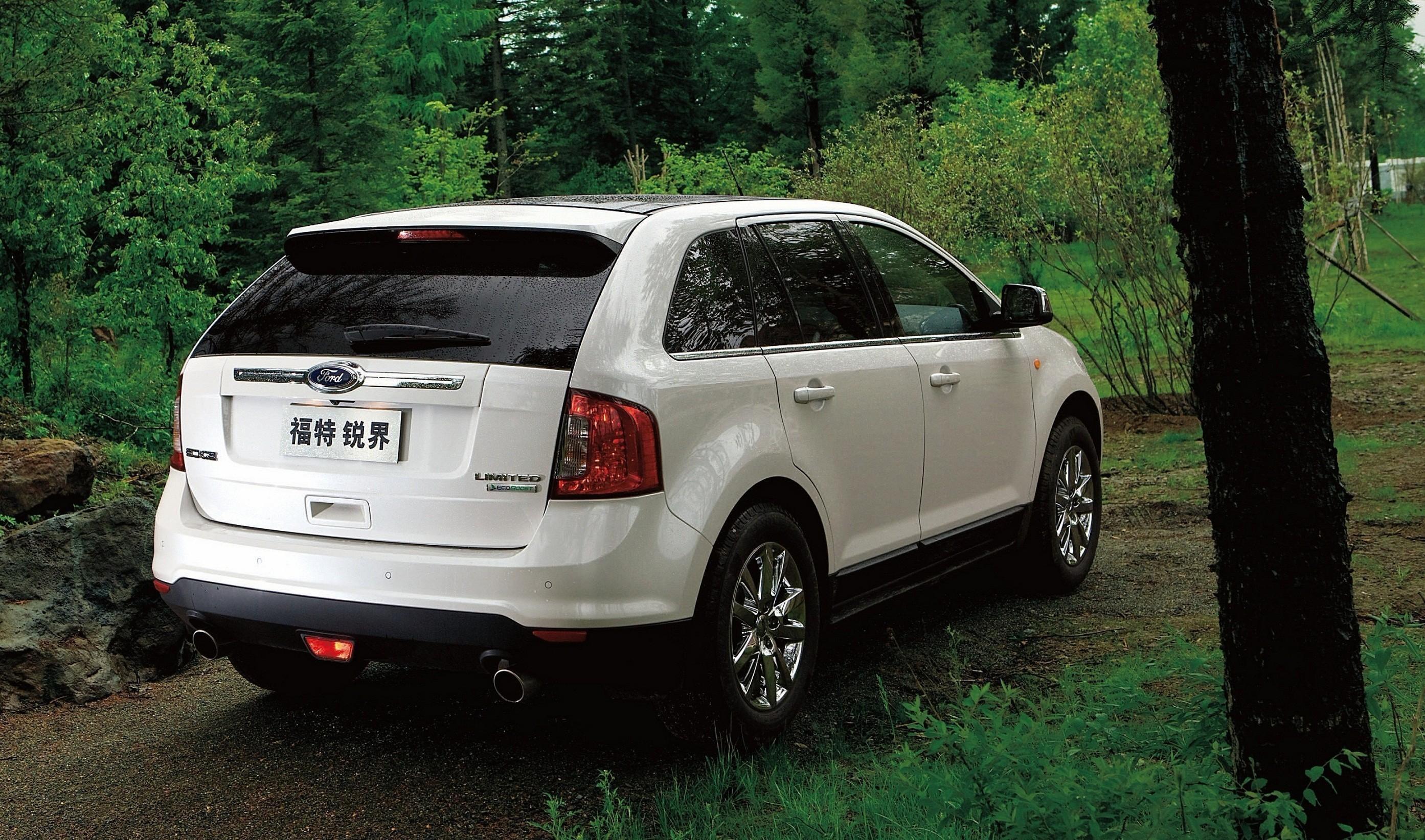 试驾福特锐界 低排量也能带给你惊喜 高清图片