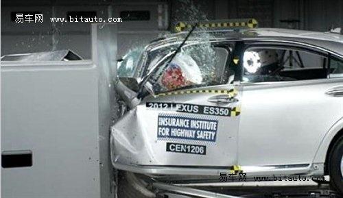 沃尔沃S60获车辆新型碰撞测试 优 级高清图片