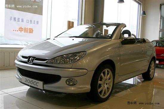 标致206CC - 简介 标致206CC是标致汽车公司在巴黎国际...