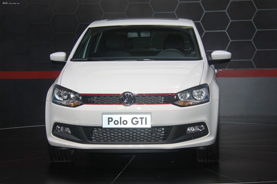 上海大众Polo GTI今晚上市 预计售价15万