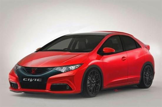 新一代本田思域Type R将在2015年上市
