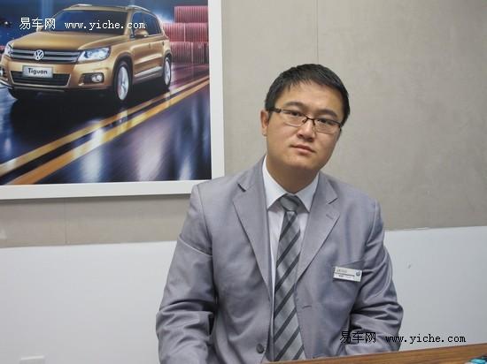 淘车网访贵州致远利信二手车市场经理郑欣