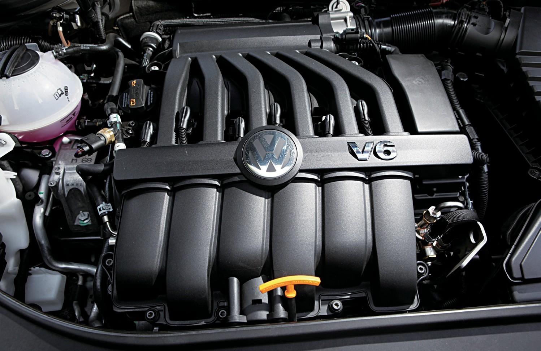 3 l排量的帕萨特b5,就连大众那款w12发动机都与vr发动机关系紧密.图片