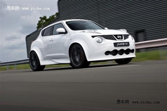 日产JUKE-R确定量产 售价为50万欧元