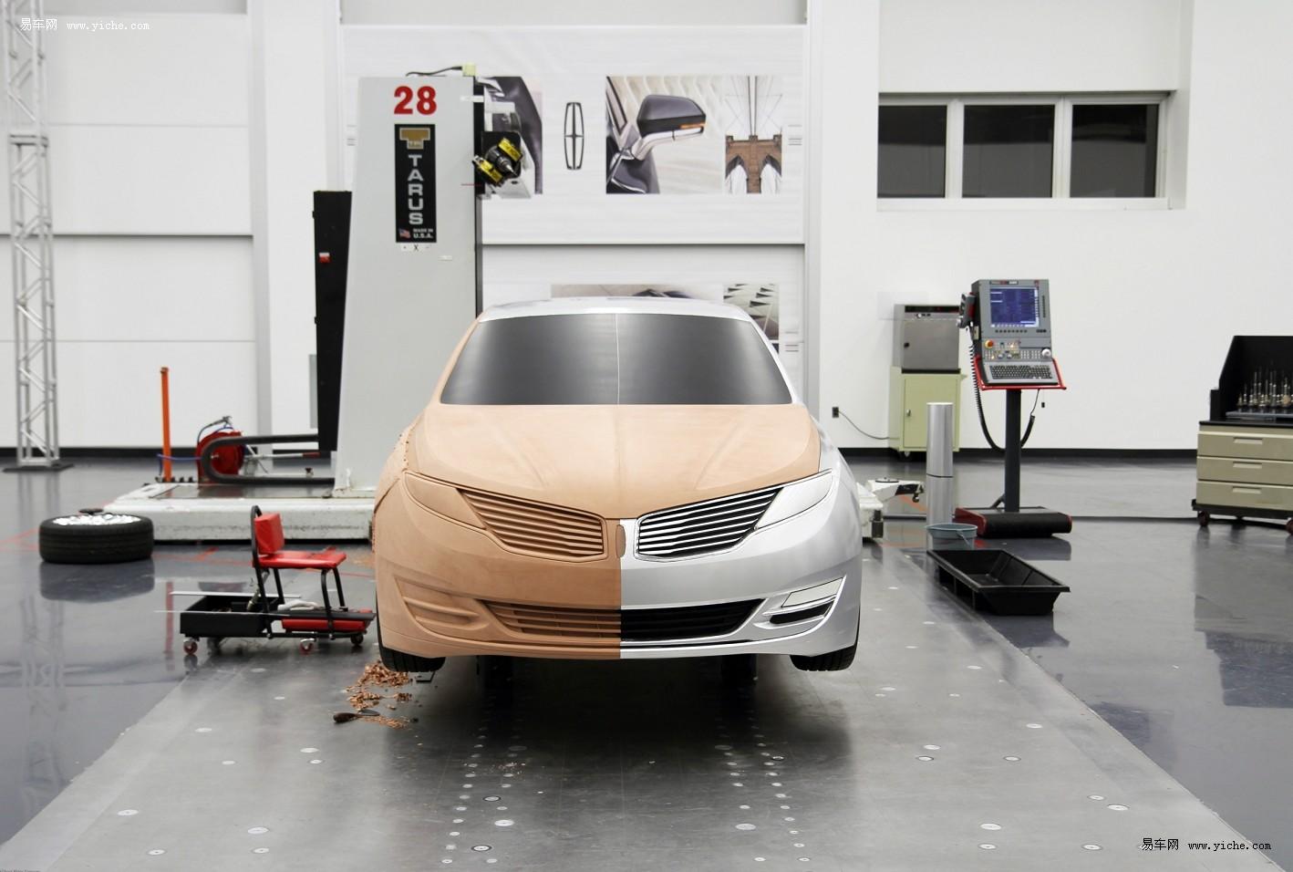 林肯汽车全新设计中心在美正式揭幕