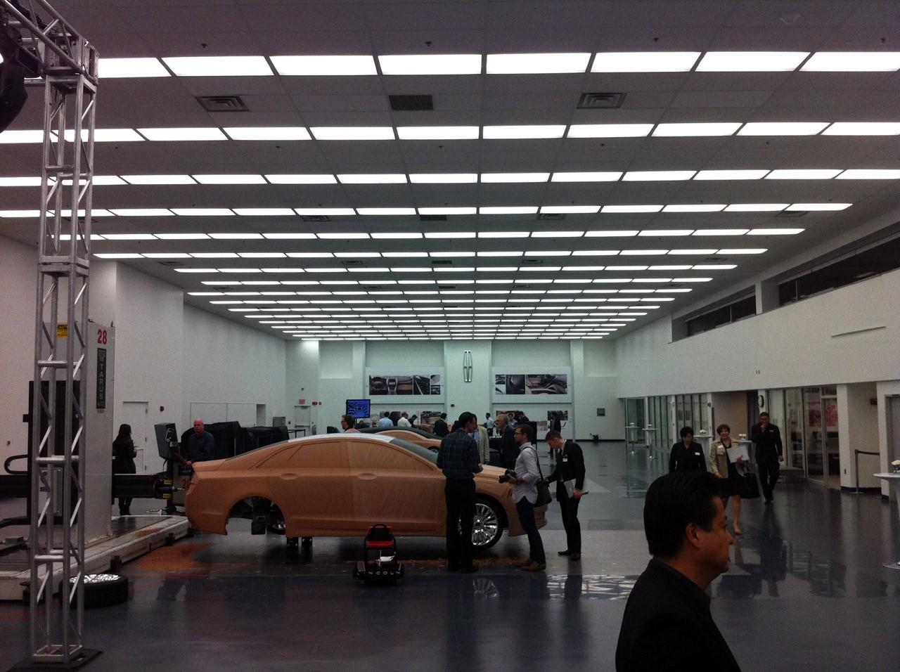 林肯汽车设计中心揭幕 首款车型年底上市