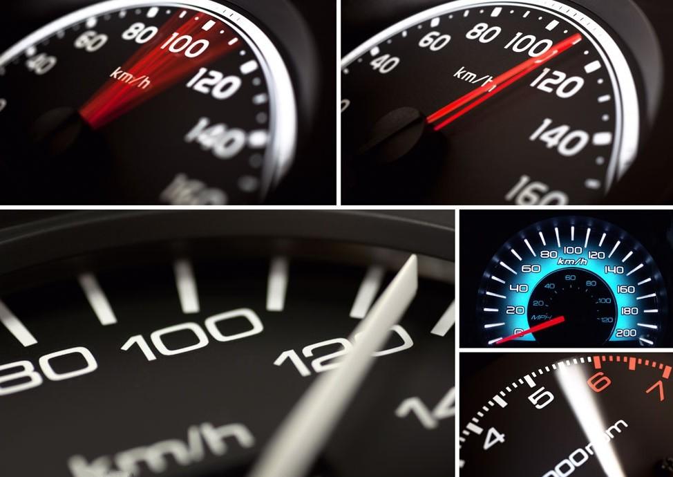 车速里程表 汽车车速里程表原理 电子式车速里程表高清图片
