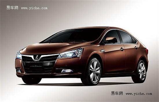 纳智捷5将亮相广州车展 预计明年中上市