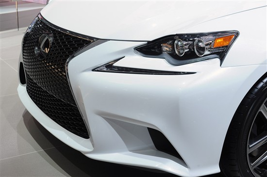 雷克萨斯全新IS北美车展首发 年内或引进