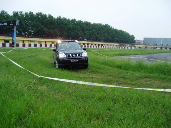 河南汽车公园赛车培训课程与收费标准 高清图片