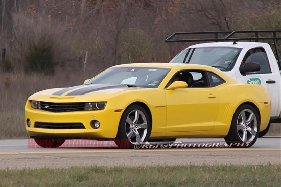 新款大黄蜂动力升级 三月底纽约车展亮相
