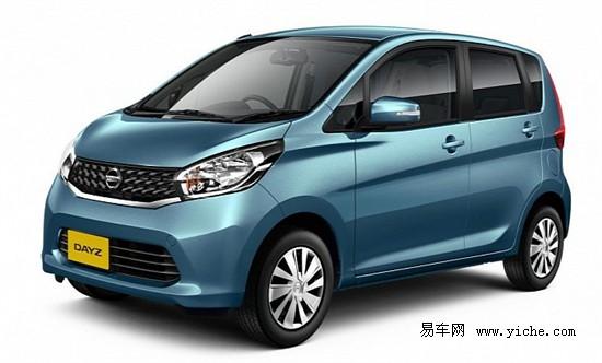 日产三菱联合开发微车公布 今年6月开售
