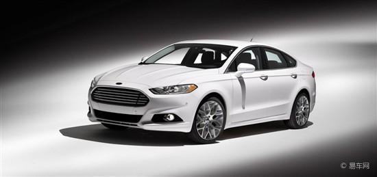 新福特Fusion配1.5T引擎 与新蒙迪欧同款
