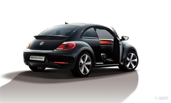 进口大众甲壳虫多款新车将亮相上海车展