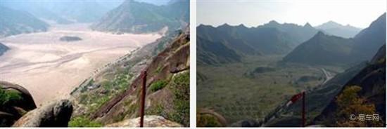 用于河北丰宁小坝子乡喇嘛山口的防沙治沙工程