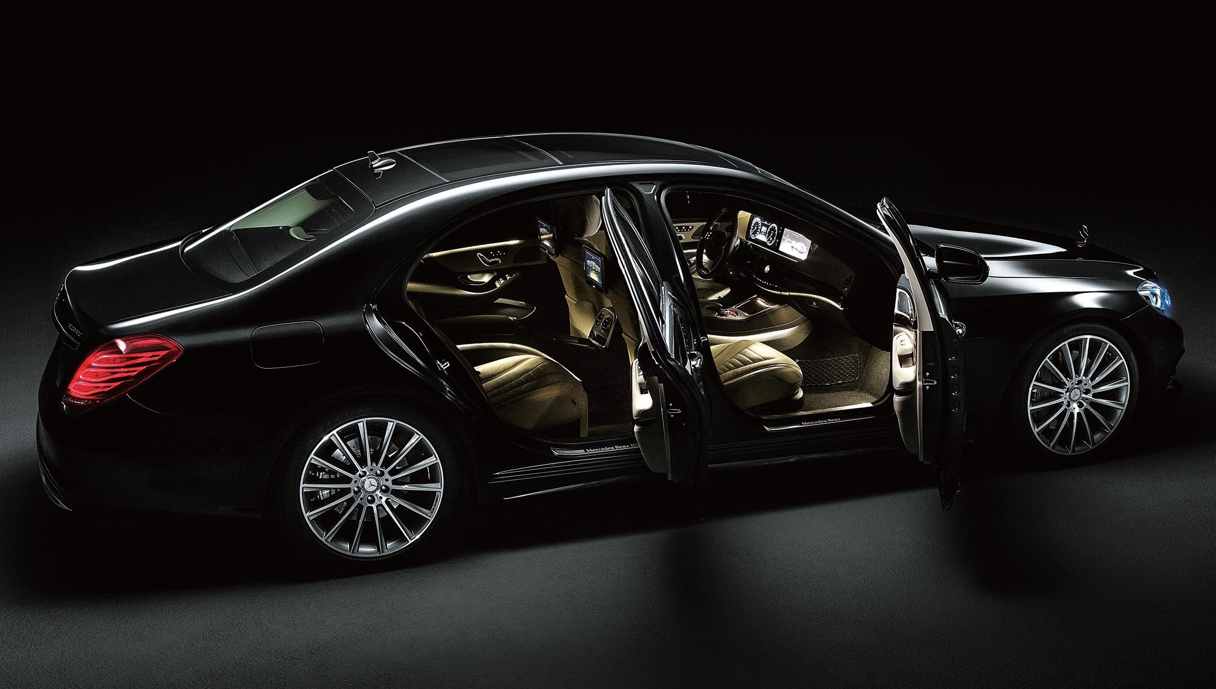 奔驰 s级 奔驰全新s级正式发布 6款车型 约63万起 高清图片