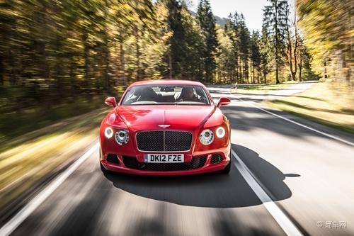 ...宾利   GT极速版:史上最快的   欧陆   宾利   系统,以前后桥...