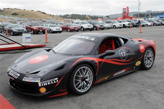 法拉利458Italia高性能版或法兰克福发布