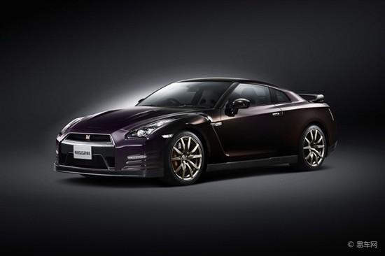 2014款日产GT-R限量版曝光 全球仅售100台