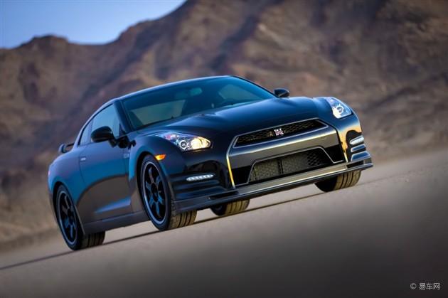 0-96km/h加速不到2秒 2015款GT-R NISMO