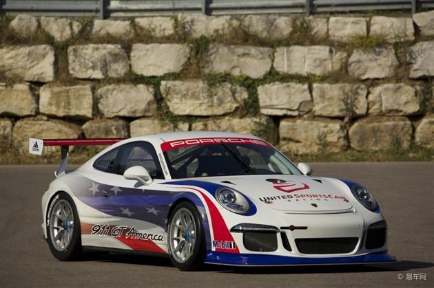 保时捷发布2014款911 GT 将于10月发售