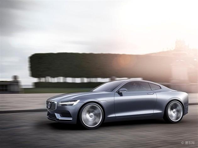沃尔沃Concept Coupe将亮相法兰克福车展