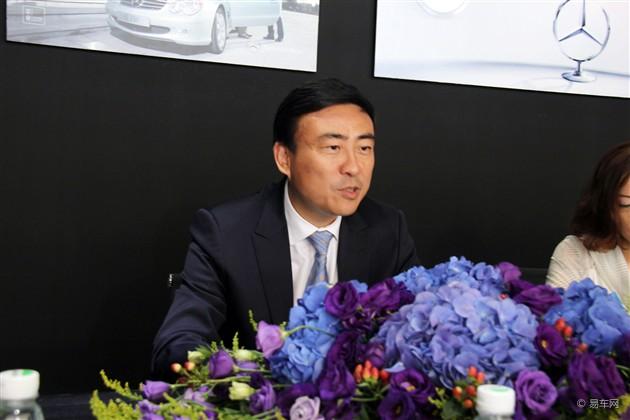 专访奔驰二手车业务执行副总裁孙伟华