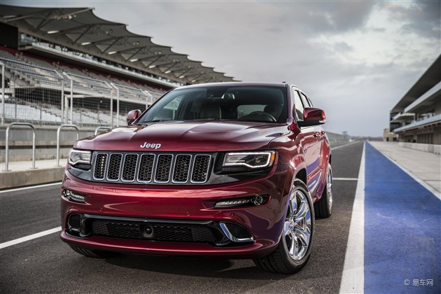Jeep全新大切诺基SRT8上市126.99万元起