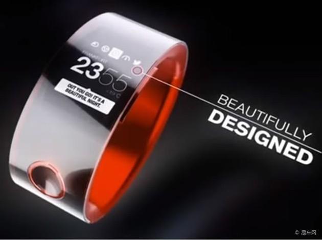 日产Nismo概念手表发布 可显示车辆动态