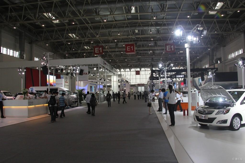 中国国际汽车制造业博览会北京开展