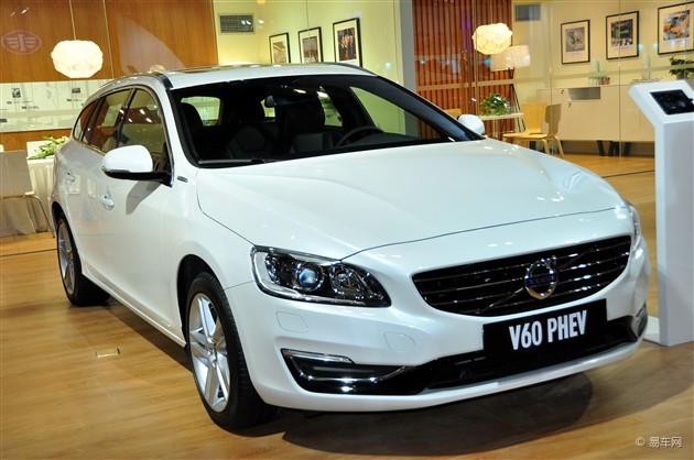 沃尔沃或针对中国市场开发V60油电混动版