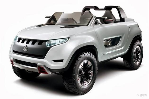 铃木将推三款新概念车 东京车展亮相