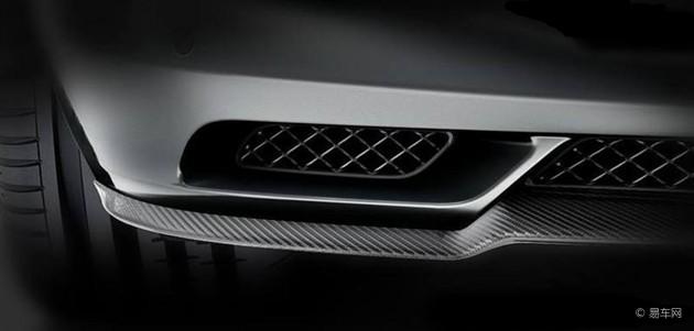 奔驰AMG新设计元素曝光 洛杉矶车展亮相