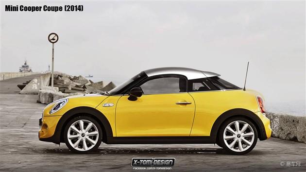 新MINI Coupe/Roadster双座版假想图曝光