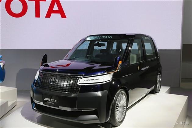 2013东京车展 丰田推出JPN出租专用概念车