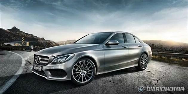 奔驰全新一代C级轿车或于12月16日发布