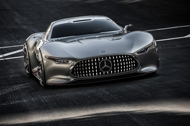 奔驰AMG Gran Turismo或量产 售150万美元