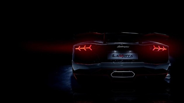 兰博基尼Aventador LaMotta官图曝光
