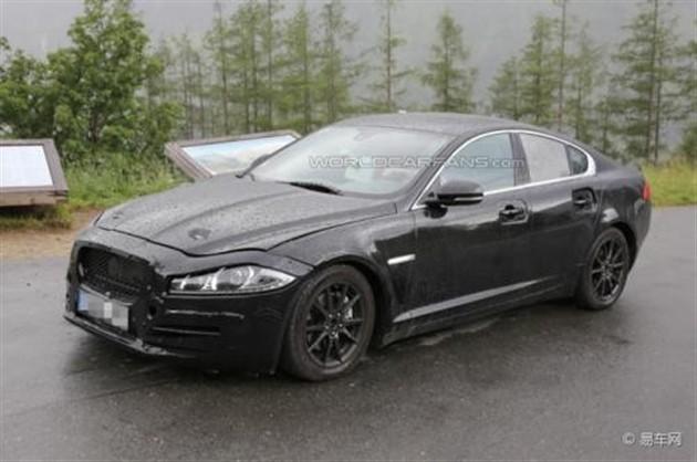 捷豹入门级轿车XS有望在明年巴黎车展亮相